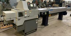 2007 Citizen Cincom A16 Vip Cnc Swiss Lathe Fanuc Controls Barfeeder Screw