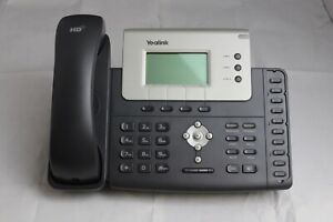 Yealink Sip t26p Advanced Ip Poe Voip Display Business Office Phone