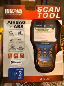 Innova Color W Bluetooth 3160g Code Reader scan Tool W Abs Nib