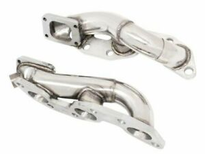Megan Racing 304 Stainless Turbo Manifold For 1990 96 Nissan 300zx Twin Turbo