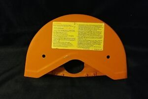 Stihl Oem Ts400 Concrete Saw Blade 12 Cover Nos Part 4223 Ships Fast
