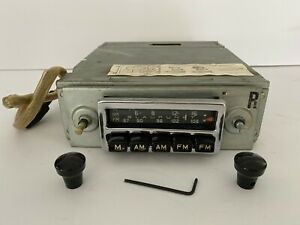 Porsche 356 Usa Blaupunkt Frankfurt Radio Incredibly Rare And Nos New Old Stock