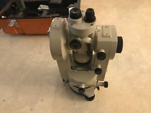 Nikon Nt 2d Theodolite Surveying Used