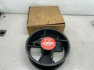 New In Box Dayton 560 Cfm Axial Fan 4c829
