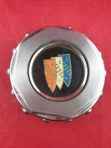 Vintage Buick Dog Dish Poverty Hubcaps Dust Wheel Cover