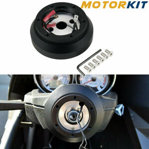 Steering Wheel Quick Release Short Hub Adapter For Nissan 200sx Maxima Sentra