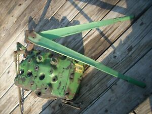 Dual Hydraulic With Levers John Deere 520 530 620 730 80 820 830 840 Tractor