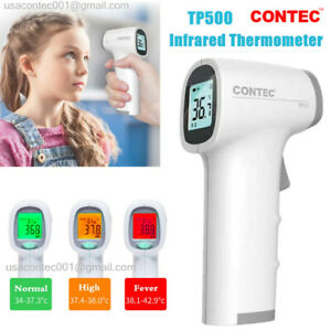 Usa Infrared Thermometer Lcd Non contact Temperature Gun Digital Ir Temp Meter