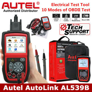 Auto Obd2 Code Reader Battery Power Probe Auto Circuit Tester Electrical System