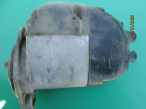 Antique Vintage J I Case Tractor 4 Cylinder Engine 4jm1 Magneto Used Untested