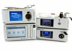Stryker 1488 System W L9000 Pneumosure Sdc Ultra And Insufflator