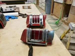 1967 Chevelle Tail Lights sets Of 2
