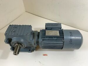 Sew eurodrive S57 Dt80n4 bmg hf th 75kw 1hp W gear Reducer And V230 Brake new