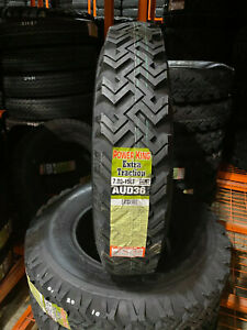 2 New 700 15 Power King Traction Tires 7 00d15 8 Ply Mud Tire 700x15 Bias