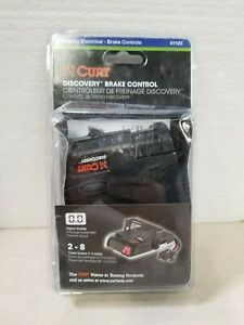 Curt 51120 Discovery Brake Controller
