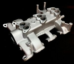 Ford Y Block 292 312 Offenhouser Tri Power Intake Manifold