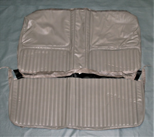 Aa68gkd0048135g 1968 Skylark Gs Coupe Rear Bench Seat Cover Srm Platinum
