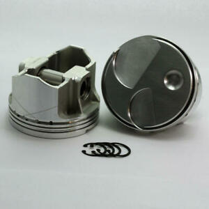 Dss Piston Kit K3 3975 4040 4 040 Bore 7 5cc Dome For 1969 1974 Ford 400m