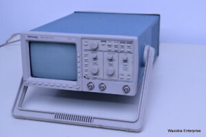 Tektronix Tds 310 Two Channel Oscilloscope 50 Mhz 200 Ms s