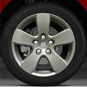 20x8 Factory Wheel sparkle Silver Full Face For 2009 2012 Dodge Ram 1500