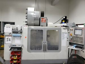 Used 2006 Haas Vf 3 Cnc Vertical Machining Center Mill 40 Tools 30 Hp Machine Ct