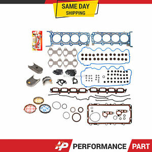 Engine Re ring Kit For 04 06 Ford Expedition F150 F250 Lincoln 5 4 Triton 24v