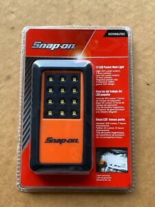 New Snap on Tools 12 Led Pocket Work Light Battery Operated Ecfonelite0
