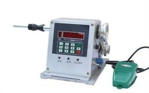 Computer Controlled Coil Transformer Winder Winding Machine 0 03 1 8mm New Zn