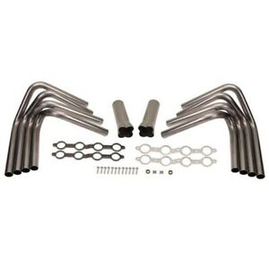 Speedway Motors Diy Custom Ls Exhaust Header Fabrication Kit 1 7 8 Inch Tube