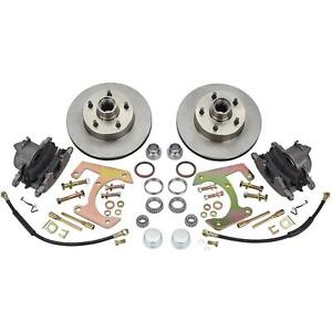 Deluxe Disc Brake Conversion Kit 1947 1959 Chevy Gmc 3100 Half Ton Pickup Truck