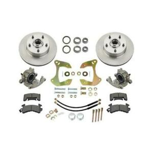 1955 64 Chevy Full Size Impala Bel Air Car Deluxe Disc Brake Kit 5 X 4 3 4