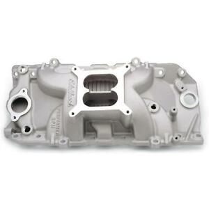 Edelbrock 7161 Performer Rpm 2 0 Intake Manifold Big Block Chevy