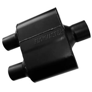 Flowmaster 8425152 Super 10 Series Muffler 2 50 In 2 25 Out
