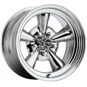 Allied Wheel 6747099r Supreme 14 X 7 Reverse Wheel 5x4 5 5x4 75 5x5