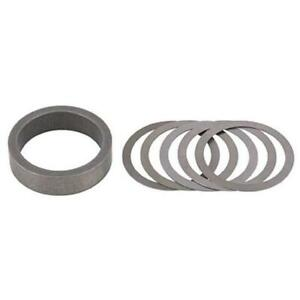 9 Inch Ford Solid Pinion Bearing Spacer Kit With Shims
