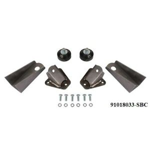 Speedway Universal Small Block Chevy Sbc Engine Motor Mount Kit