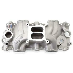 Edelbrock 7158 Performer Rpm Chevy 348 409 Intake Manifold Small Port