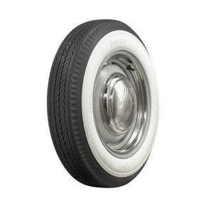 Firestone Vintage Bias Tire 560 15 2 75 Inch Whitewall