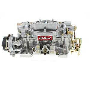 Edelbrock 1411 Performer 750 Cfm 4 Barrel Carburetor Electric Choke