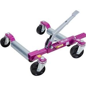 Gojak G6313 Car Wheel Dolly Jack 13 Inch Wide Tire Right Hand