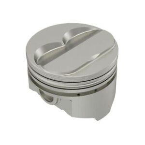 Keith Black Kb182 040 Chevy 377 400 150 Dome Pistons 040 Over