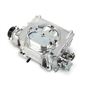 Street Demon 1905 750 Cfm Hand Polished Aluminum Carburetor