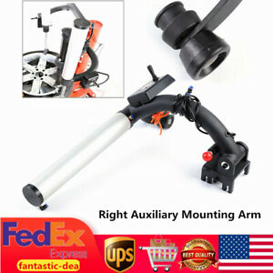 Tire Wheel Changer Machine Right Auxiliary Mounting Arm Cylinder Stroke400mm New