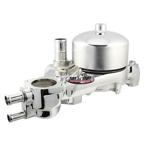 Tuff Stuff 1310b Ls1 Water Pump With Pulley Polished Aluminum