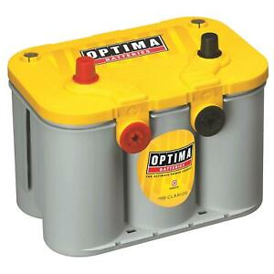 Optima Batteries 9014 045 Group 34 78 12v Yellow Top Battery