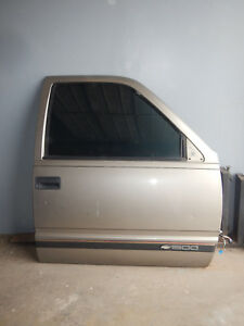 1988 1998 Chevy 1500 Pick Up Truck Oem Passenger Side Door