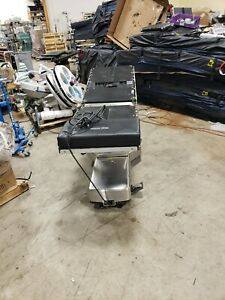 Surgery Table Steris Amsco Operating Room Surgical Table 3080 Rc With Remote