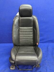 2010 2012 Ford Mustang Gt Leather Front Passenger Right Rh Seat Manual Track