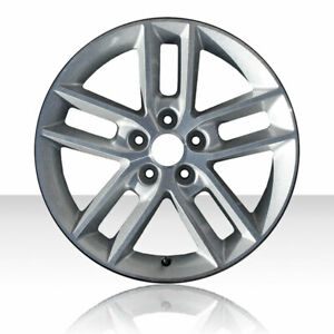 Revolve 18x7 Machined And Silver Wheel For 2008 2013 Chevy Impala