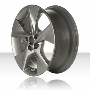 Revolve 18x7 5 Medium Charcoal Wheel For 2012 2014 Toyota Camry
